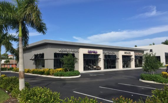 Commercial Development Strip Center - Naples, FL | Baldridge Properties