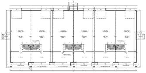 Unit Layout of 12285 Collier Blvd, Naples Commercial Properties for Lease | Baldridge Properties