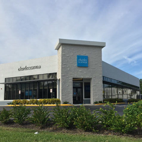 Commercial Real Estate Florida Bank Locations Build to Suit | Baldridge Properties Commercial Real Estate Development Company