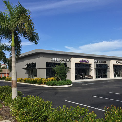 Commercial Real Estate Florida Retail Strip Center | Baldridge Properties Commercial Real Estate Development Company