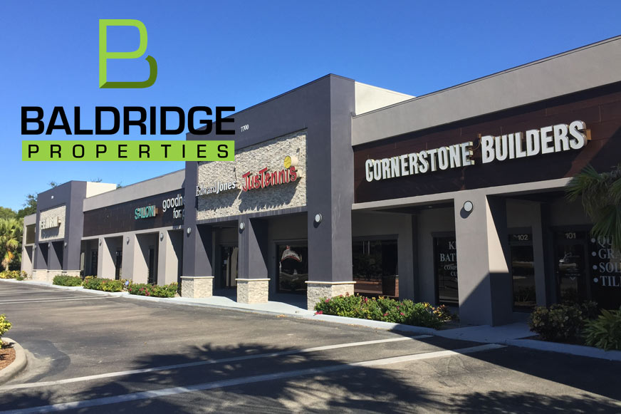 Shopping Center Image for Blog Titled: Are You Taking Advantage of Void Analysis for Commercial Real Estate | Baldridge Properties